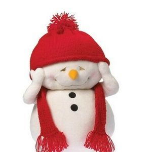 Other - Boyds snowpinion snowsmile face 12""